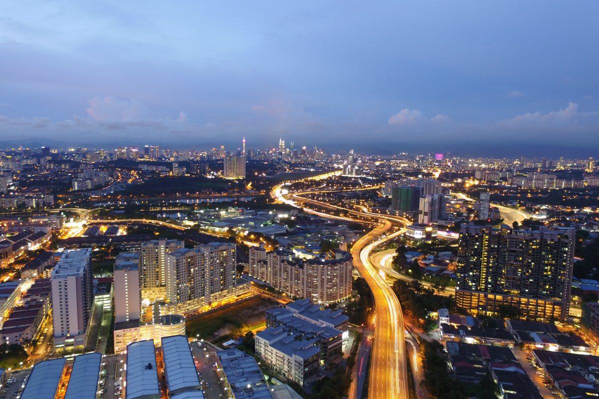 Kuala Lumpur Dusk